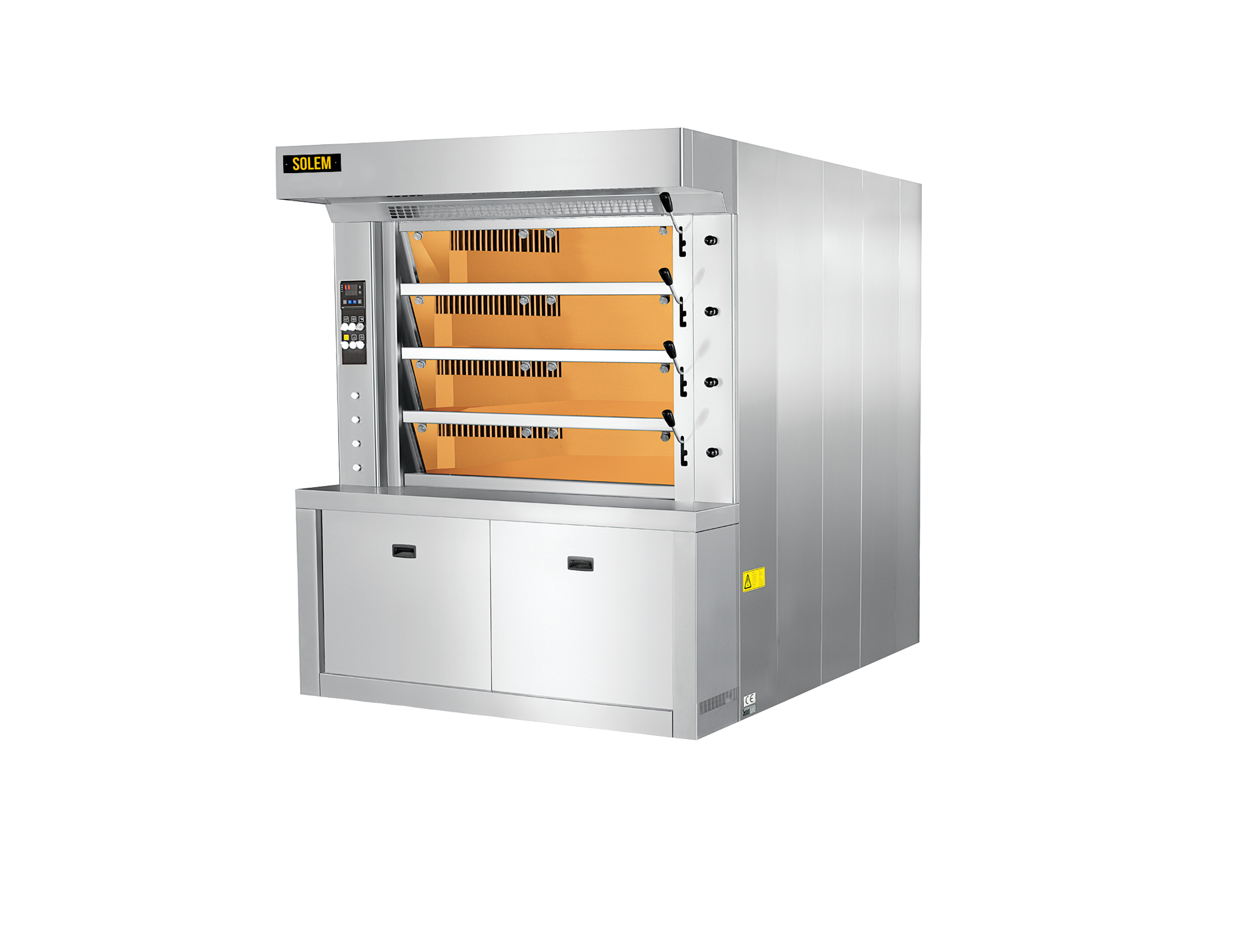 STEAM TUBE OVEN
