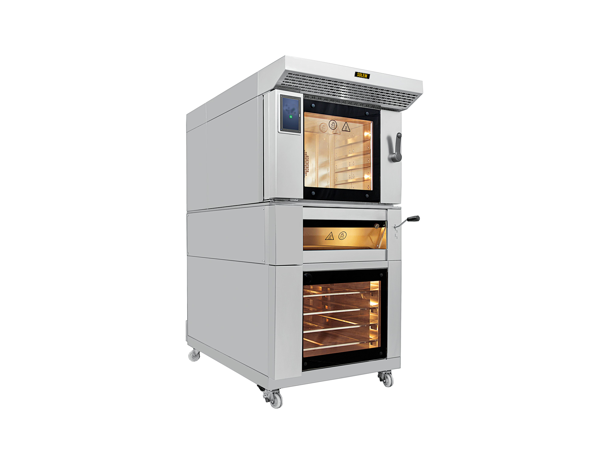 COMPACT OVEN